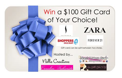 You Could Win 100 Gift Certificate To Sephora by Giveaway Win A 100 Gift Certificate To Sephora Shoppers