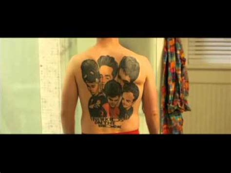 back tattoo that s my boy that s my boy tattoo out on blu ray and dvd january