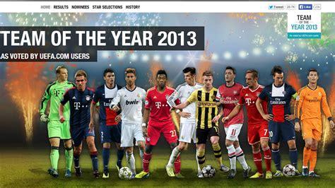 Calendrier Ligue Des Chions Uefa 2014 Au Contraire De L 233 Quipe De La Fifa Le Onze Uefa De L