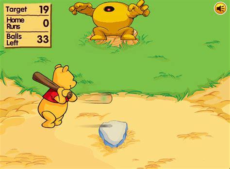 winnie the pooh meets mega winnie the pooh s home