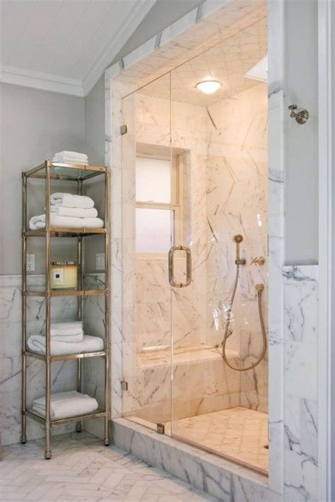 houzz marble bathroom white marble and gray bathroom via houzz stunning home