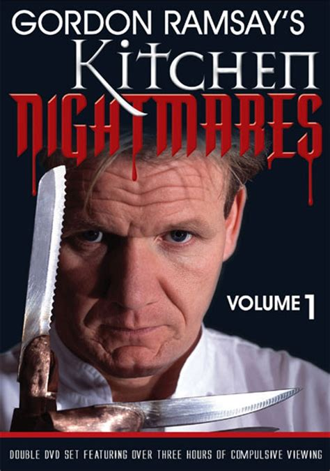 Kitchen Nightmares Usa Dvd by Ramsay S Kitchen Nightmares Dvd News Announcement For