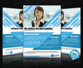 Professional Flyer Templates by 20 Professional Flyer Templates For Multi Purpose Business