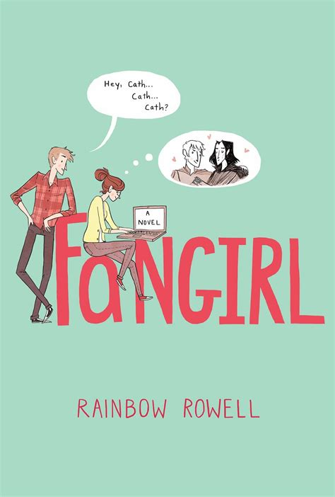 soul 30 years of fandom books book review fangirl by rainbow rowell reporter