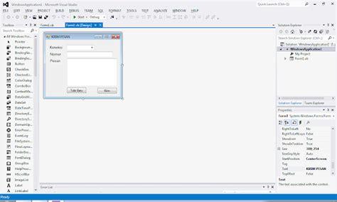 membuat web dengan asp net vb cara membuat applikasi pengirim sms dengan vb net klik tau