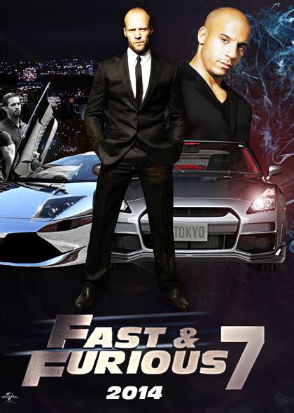 kapan film fast and furious 7 ditayangkan poster 2 fast furious 7