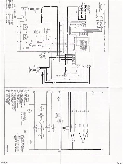 wiring diagram for rheem air conditioner 28 images