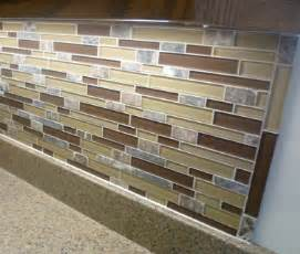 good Edging Tiles For Kitchen #1: RandomGlassBacksplashEnd.jpg