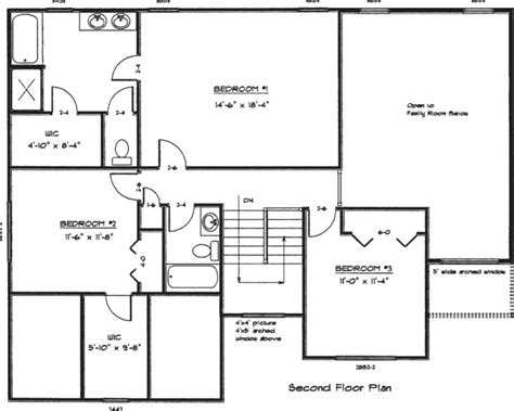 2200 square feet stunning 2200 sq ft floor plans 14 photos house plans