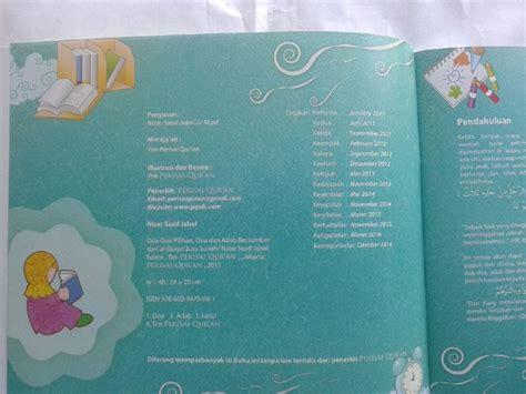 Buku Pendidikan Anak Dalam Islam Edisi Lengkap Ik buku anak doa doa pilihan dan adab