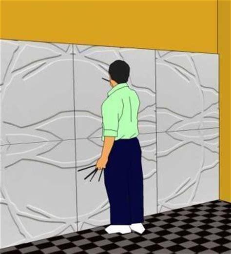isolare termicamente una parete interna polistirolo per isolare e decorare