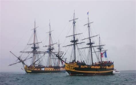 hermione bateau a saint malo l hermione 224 la rencontre de l etoile du roy