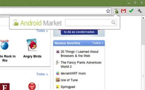android search bar android market search bar techtudo
