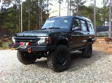 land rover lifted official lifted dii thread page 2 land rover forums
