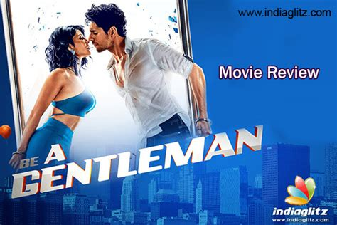film india gentleman a gentleman movie review bollywood movie news