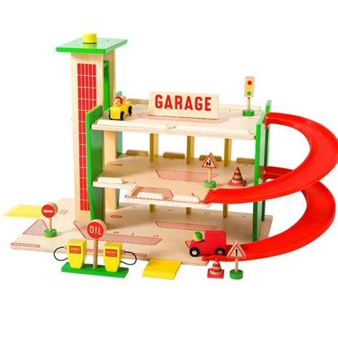 garage voiture moulin roty jouets en bois bebe cadeau ch