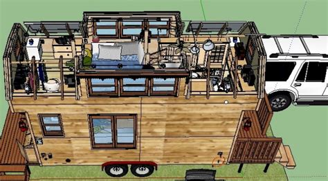 tiny portable home plans hello tiny house world my great new tiny house blog