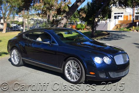 free car manuals to download 2008 bentley continental gtc electronic toll collection 2008 used bentley continental gt speed 6 0l w12 twin turbo 6 speed zf auto trans premium