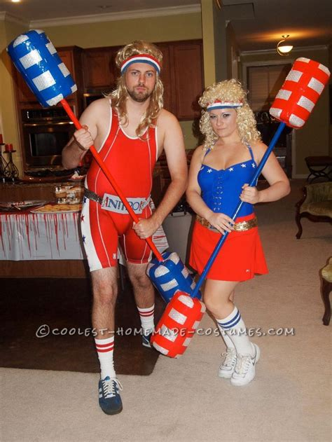 Coolest Handmade Costumes - 15 awesome couples costumes