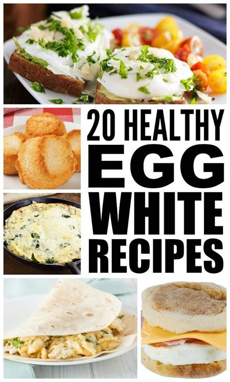 protein 0 cholesterol 20 healthy egg white recipes healthy breakfast choices