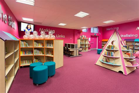home decor school elementary school library design ideas arcadia unified libraries pinterest and l idolza