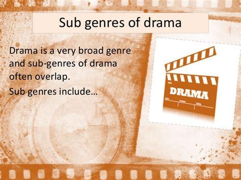film drama genre research into drama film genre