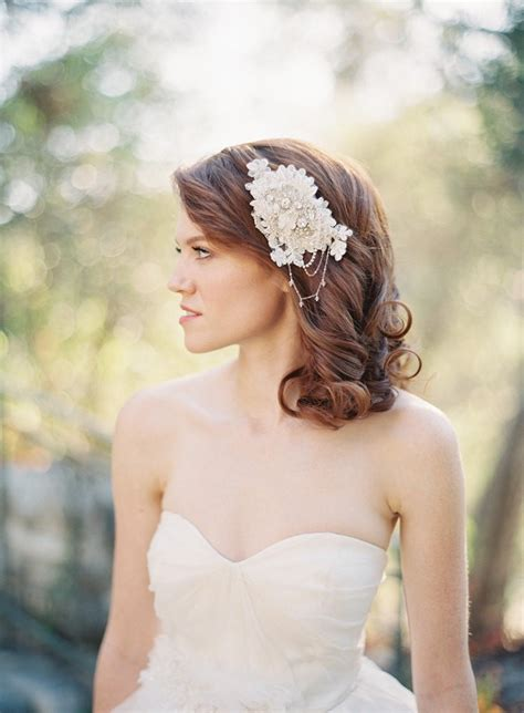 Vintage Wedding Hair Designs by 25 Hair Accessories For A Vintage Chic