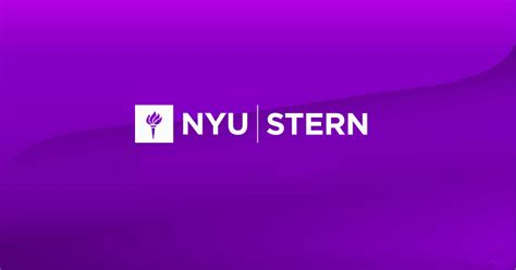 Nyu Mba Admissions Events by Undergraduate Program Nyu