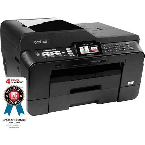 Printer J6710dw mfc j6710dw wireless color all in one inkjet mfc j6710dw