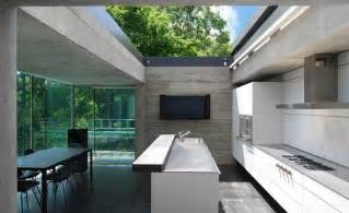 glass roof house the glass house sliding roof light glazing vision