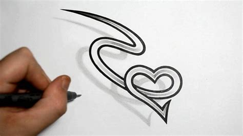 tattoo s designs letter s ideas elaxsir