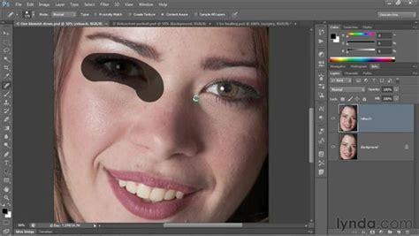 photoshop cs3 healing brush tutorial using the spot healing brush