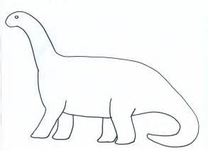 Template Dinosaur by Dinosaur Templates Clipart Best