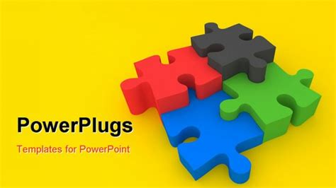 Powerpoint Jigsaw Template Free Briski Info Powerpoint Jigsaw Puzzle Pieces Template
