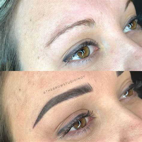 combination brow  thebrowstudioindycom