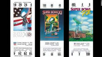 superbowl tickets super bowl ticket designs cnn