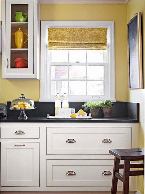 yellow kitchen walls with white cabinets 80 cool kitchen cabinet paint color ideas noted list