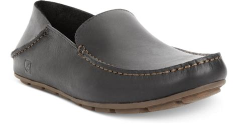 sperry top sider wave driver loafer sperry top sider wave driver convertible loafers in brown