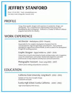 creative resumes gallery resume baker