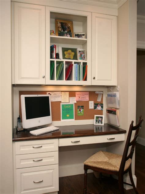 Small Computer Desk For Kitchen Kitchen Desk Kitchen Design Ideas Pictures Remodel And Decor