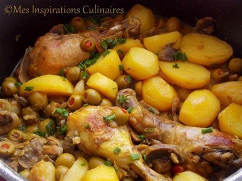 cuisine algeroise poulet aux olives le cuisine de samar