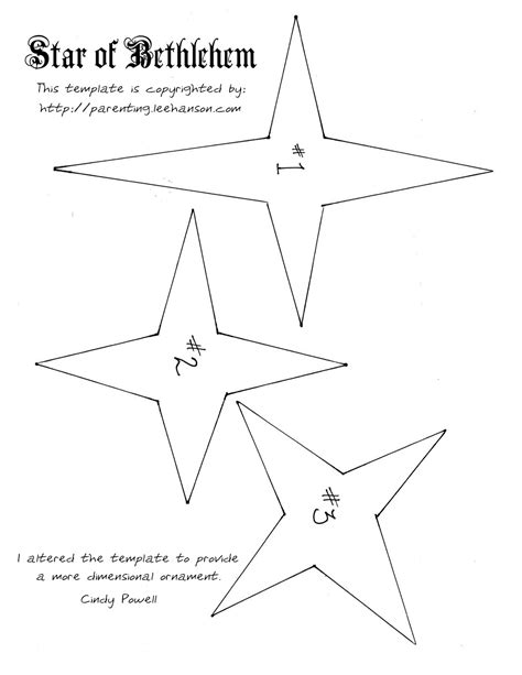printable star ornament template free coloring pages of ornament templates