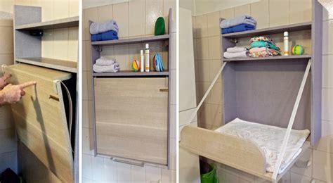 fasciatoio bagno fasciatoio fai da te a muro e portatile guida alla