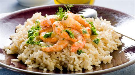 decorare risotto risotto ai gamberetti la ricetta