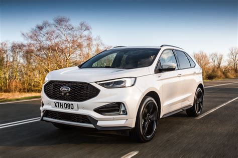2019 Ford Edge by 2019 Ford Edge Launched In Europe With Ecoblue Bi Turbo