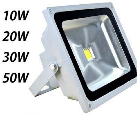 12v dc led lights 50w led flood light input 12v dc waterpfoof ip65 led