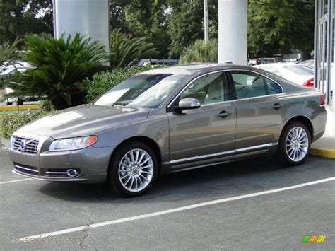 2011 volvo s80 2011 volvo s80 t6 awd in oyster grey metallic 139252