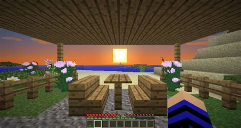 Patio Ideas Minecraft 108 170 54 82 38003 Lizc864 Minecraft My 15th Structure