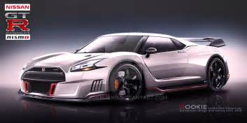 Nissan Skyline Gtr R36 Nissan Gt R R36 Concept Nismo White By Rookiejeno On