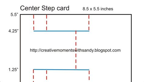 4 Step Card Template by Creative Moments With Sweet Sts Challenge 7